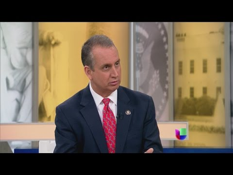 Al Punto: Mario Díaz Balart se pregunta por qué Obama no detuvo antes las deportaciones
