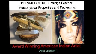 SMUDGING, HOW TO & DIY KIT