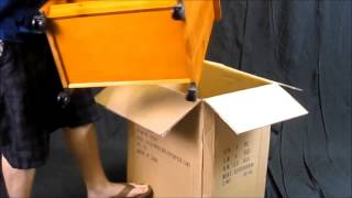 Solid Wood Multipurpose Cart - Instructional Video - Bright Life Australia