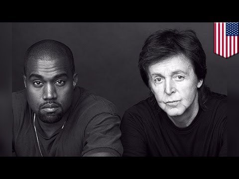 Kanye West fans have no idea who Beatles Paul McCartney is
