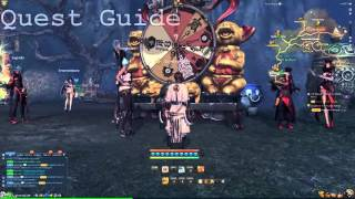 Blade And Soul how to wheel of fate