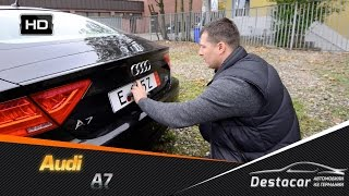 покупаем Audi A7 в Германии, Все об автомобилях в Германии