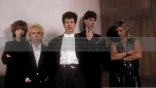 The CARS - Strap Me In(1987)