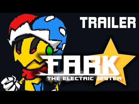 Fark the Electric Jester - Announcement Trailer