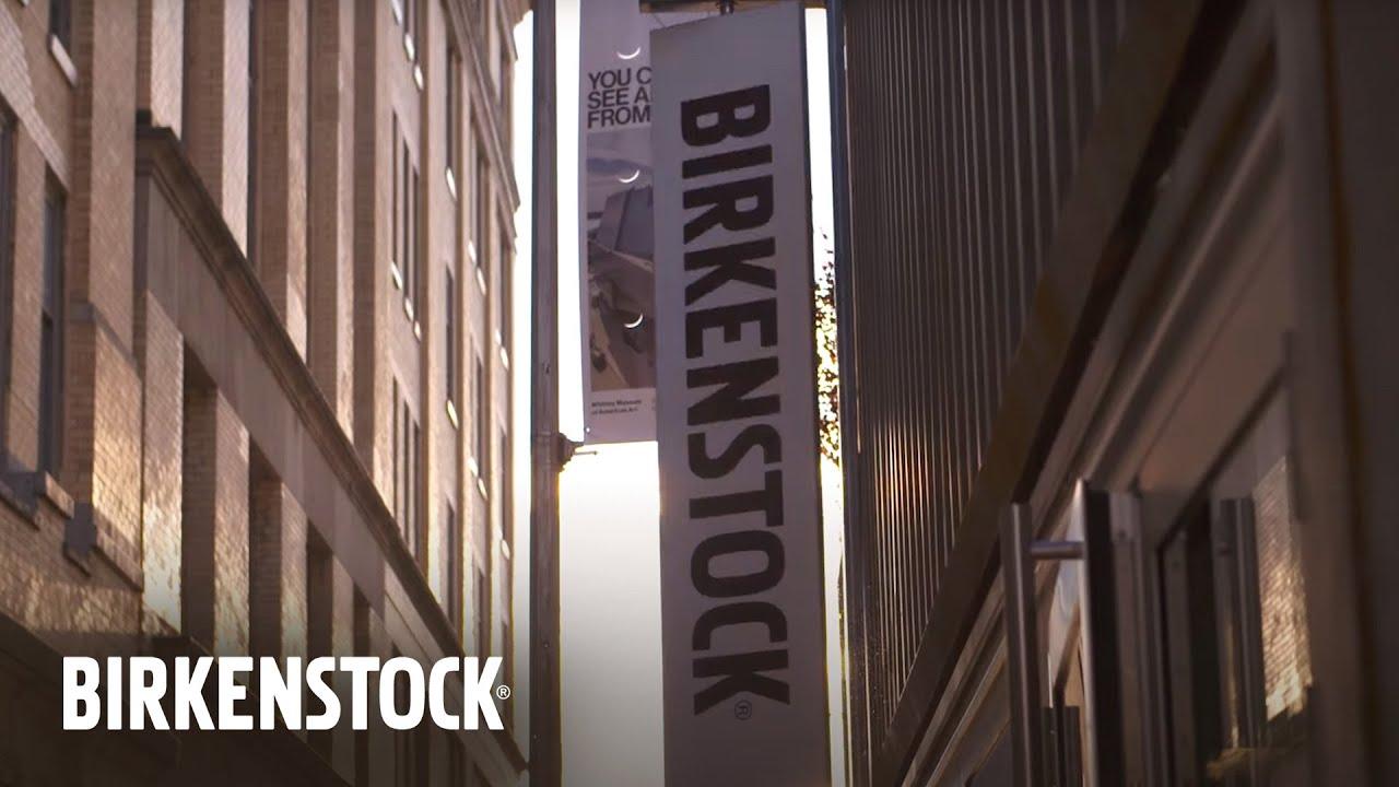 f26375291f1 BIRKENSTOCKBOX x Barneys New York - Opening Event Highlights - YouTube