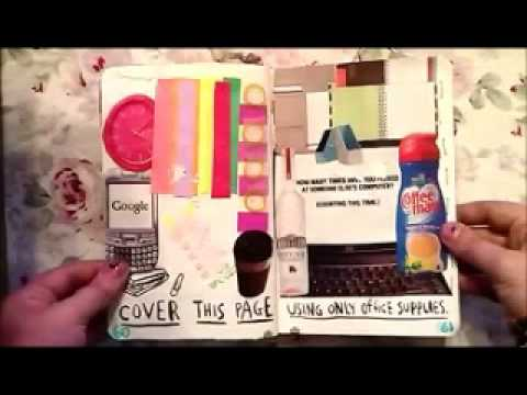 My Wreck This Journal YouTube