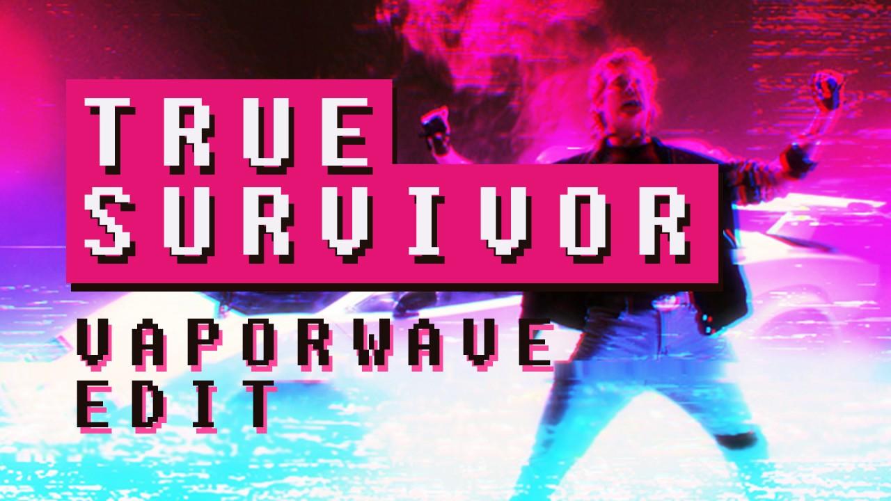 David Hasselhoff - True Survivor | VAPORWAVE EDIT - YouTube