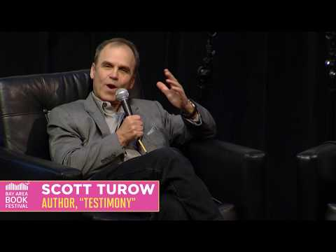 Master of the Legal Thriller: A Conversation with Scott Turow