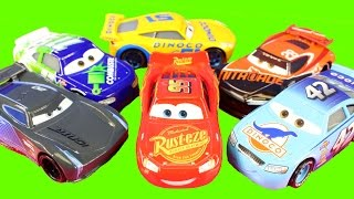 Cars 3 New Disney Pixar Cars 3 Learning Colors Learning Shapes Lightning McQueen Jackson Storm Toys