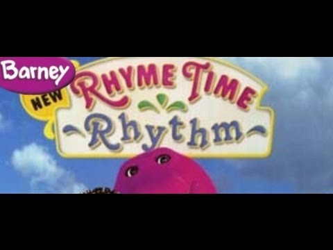 Barney - Rhyme Time Rhythm