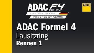 ADAC Formel 4 Lausitzring 2018 (DTM) Rennen 1 Re-Live thumbnail