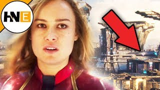 CAPTAIN MARVEL Trailer 2 Breakdown & Things You Missed