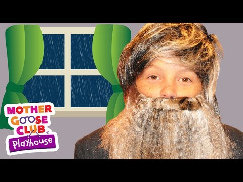 It's Raining, It's Pouring | Mother Goose Club Playhouse Kids Videos