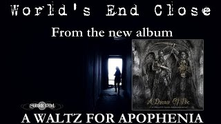 A Dream of Poe - World's End Close - (Official Video)