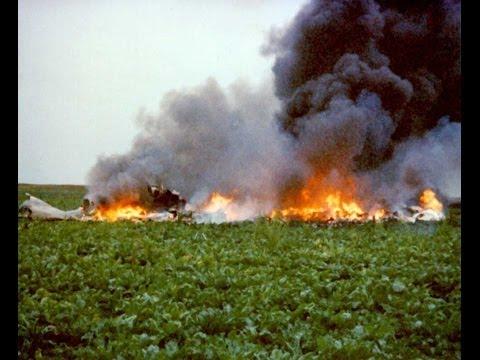 1976 Thorney C-141 crash