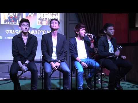 S4 - Driving Me Crazy (Acoustic Version) | Best Boy Band Super Junior Wanna be