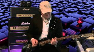 David Gilmour Tone meets Paul Reed Smith 305 Tontest between Black Strat Mesa Boogie Mark V HD