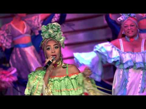 Cabaret Parisien 2019. Show Cubano, Cubano.