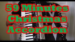 Old Fashioned Christmas Music, Roland Accordion, Dale Mathis