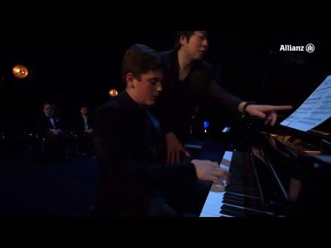 Lang Lang - Moszkowski Characteristic Pieces Op 36 No.6 Etincelles  Master Class 2016