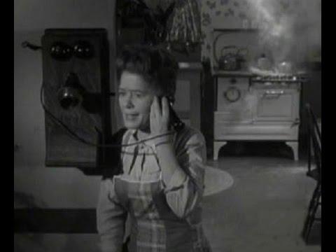 "Lassie - Episode #212 - ""The Phone Hog"" - Season 6 Ep. 30 - 04/03/60"