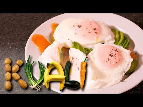 Poached Egg - The Easy Way