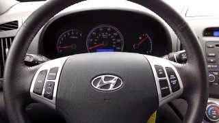 Hyundai Elantra GLS Review смотреть