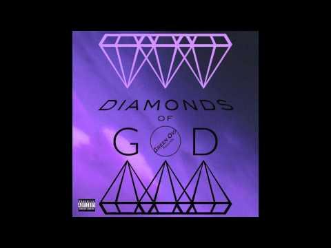 GREEN OVA UNDERGROUNDS - DIAMONDS OF GOD EP (chopped and screwed)