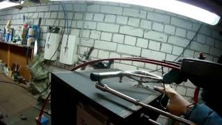 дистанция для подвесного водомёта
