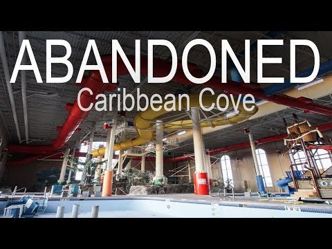 Exploring ABANDONED Indoor WATER PARK! (Caribbean Cove Indianapolis)
