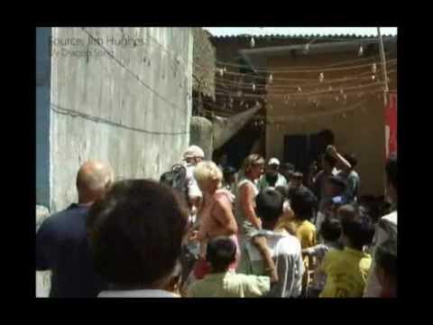 Dancing With The Dharavi Slum Kids, Mumbai