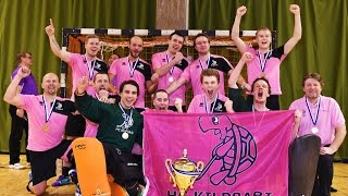 Sisähockey: miesten SM-finaalit 28.2.2016 Pirkkola