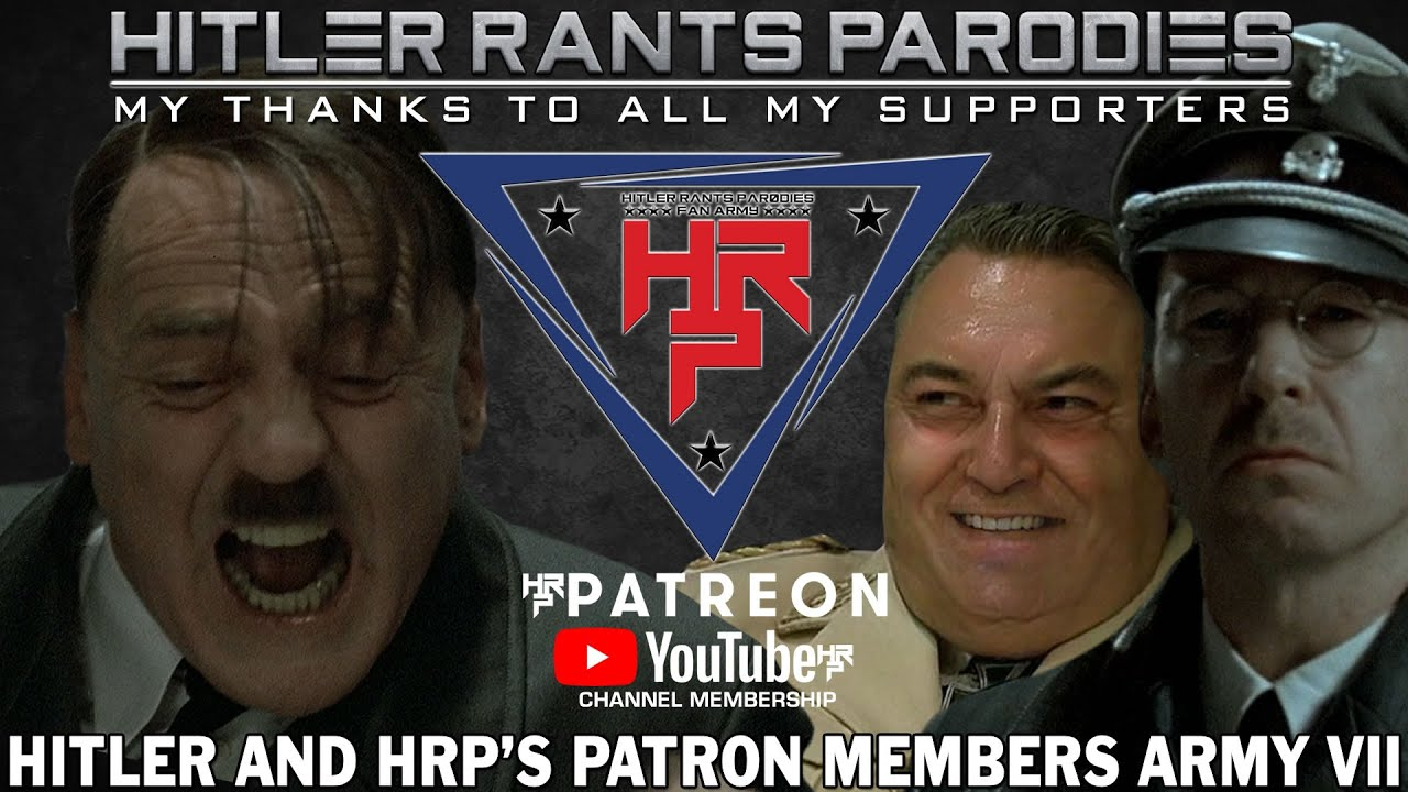 Hitler and HRP's Patron/Members Army VII