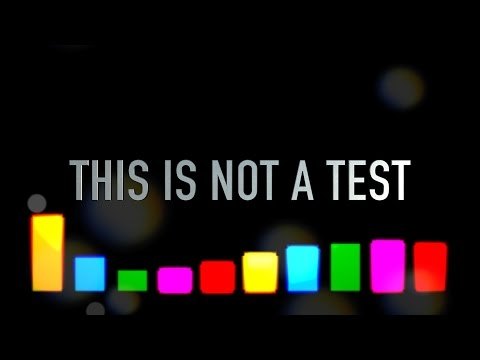Tobymac - THIS IS NOT A TEST (feat. Capital Kings) Lyric Video