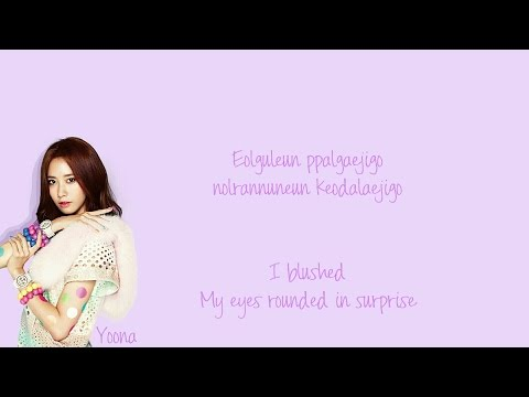 Girls' Generation SNSD (소녀시대) Girls Generation Color Coded Lyrics (Eng & Kor Rom)
