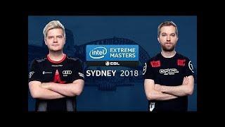 CS:GO - Astralis vs. FaZe Clan [Cache] Mapa 1 - Gran Final - IEM Sydney 2018