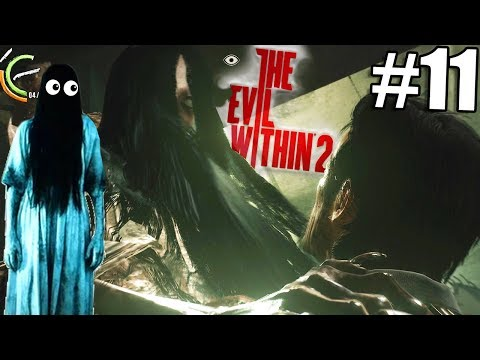 The Evil Within 2: MORE Nightmare Fuel & Sebastian The Feminist (#11)