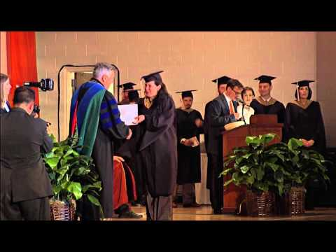 Master of Business Administration Spring Commencement 2015