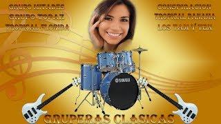'LA MEJOR MUSICA GRUPERA' SOLO EXITOS DE LOS 90S EN ESTE MIX COMPLETO # 2