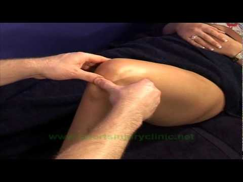 Sports Massage Techniques for Treating Jumper