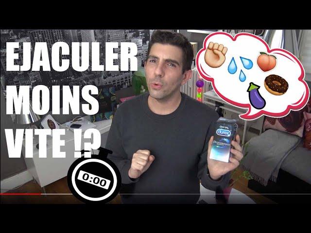 Astuces & Gadgets pour durer + longtemps !  Si on parlait d'éjaculation rapide ou précoce ?