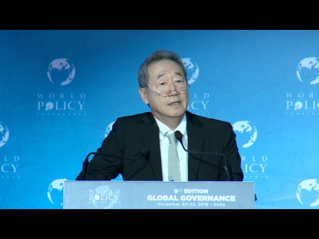 wpc 2016 Plenary session 5: Technological change and the New Social Contract