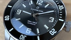 Alexander James Watches NDR001
