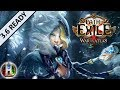 Path of Exile 3.6 - Explosive Winter Orb Build - Elementalist Witch -  Synthesis