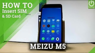 Video MEIZU M5 Insert Nano SIM / INSTALL Micro SD download MP3, 3GP, MP4, WEBM, AVI, FLV Agustus 2017