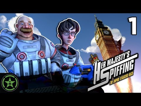 Play Pals - Her Majesty's Spiffing