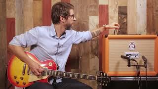 Mason Music Demo Lab: Orange Amps Rocker 32