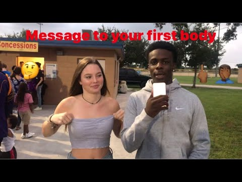 message to your first body (public interview) from YouTube · Duration:  8 minutes 16 seconds