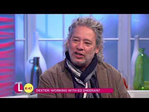 Dexter Fletcher on Working With Hugh Jackman  Lorraine