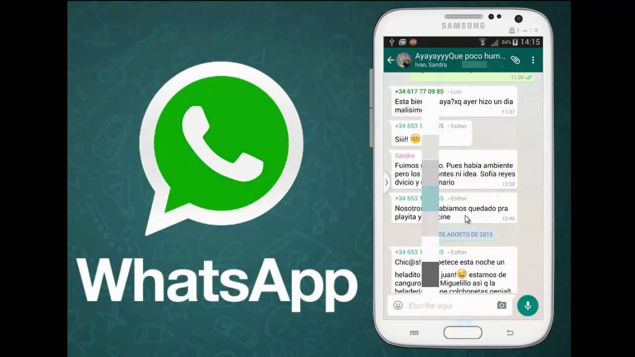 como espiar whatsapp con imei